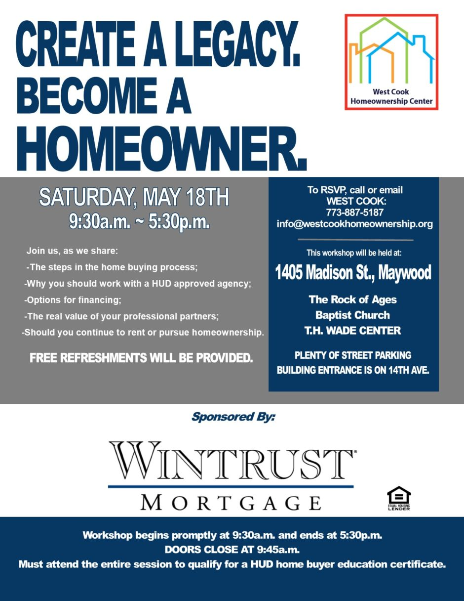 homebuyer education workshop