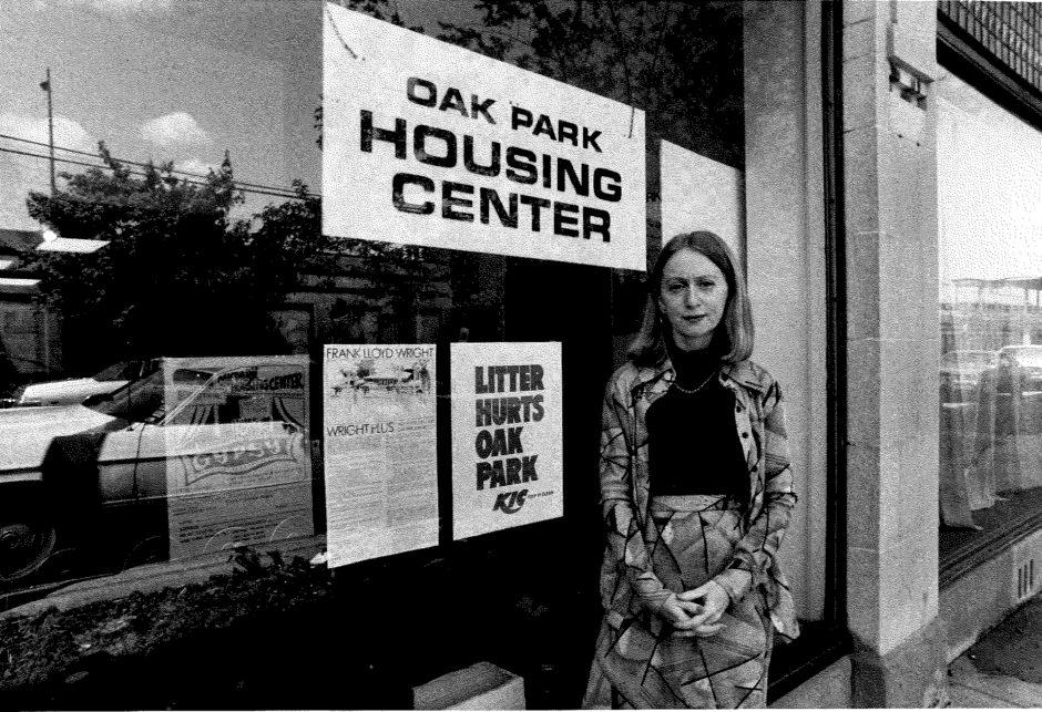Oak Park regional housing center history