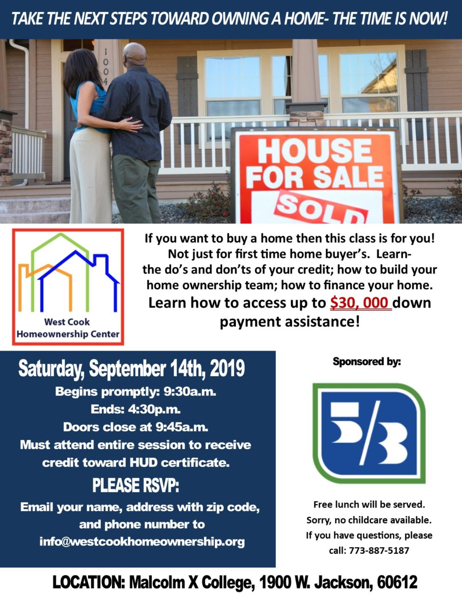 Free Homebuyer Education Workshop